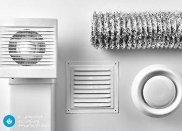 Sposoby wentylacji w domach i mieszkaniach