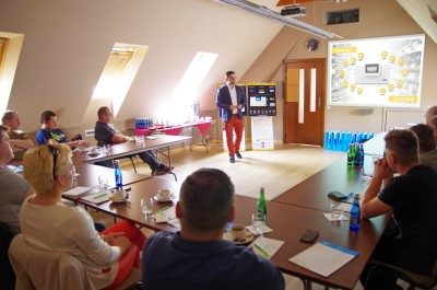 Fotorelacja z Akademii Instalatora – bezpłatnego szkolenia organizowanego przez firmę TECH Sterowniki