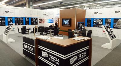 Firma TECH Sterowniki już wkrótce na targach branżowych