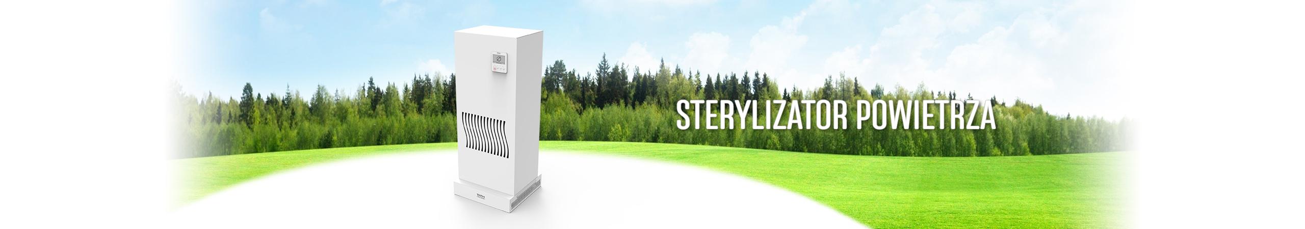 Sterylizator powietrza - TECH Sterowniki