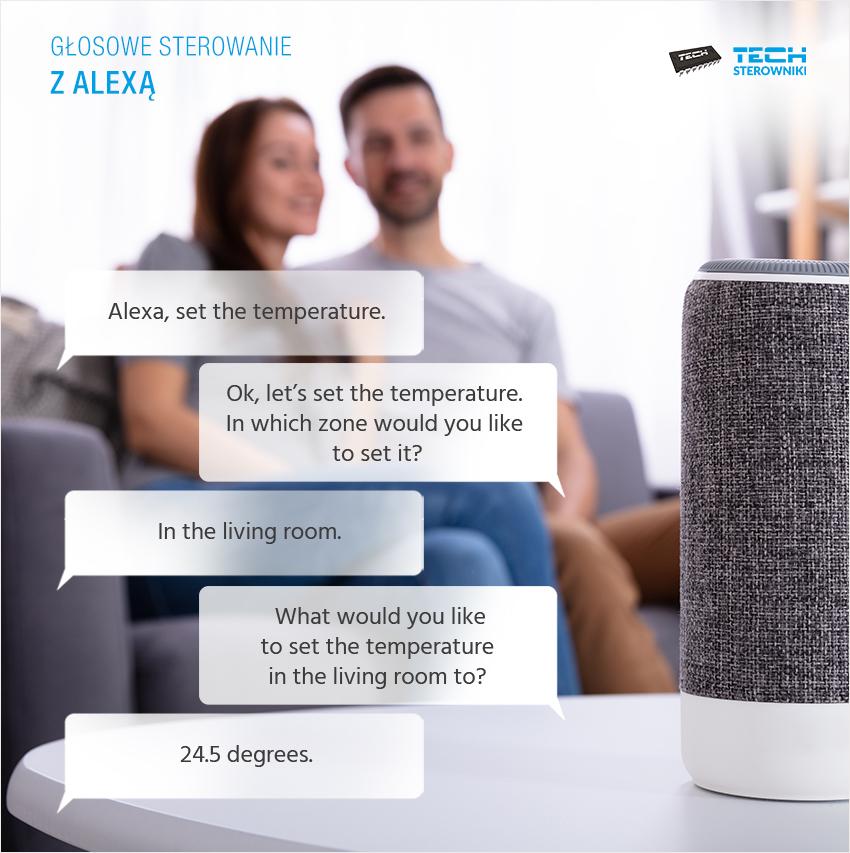 Голосовое управление с Alexa