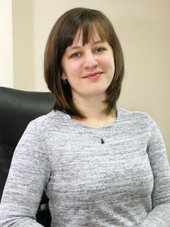 Paulina Mrzygłód – Podinspektor