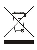 Symbol przekreślonego kosza