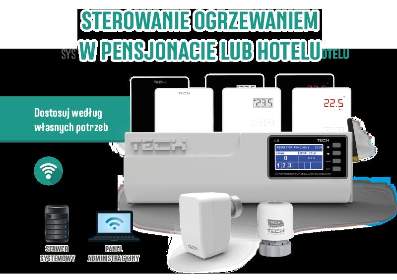 System hotelowy TECH